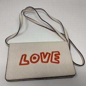 "Coach ""Love"" Keith Haring Wallet Purse"